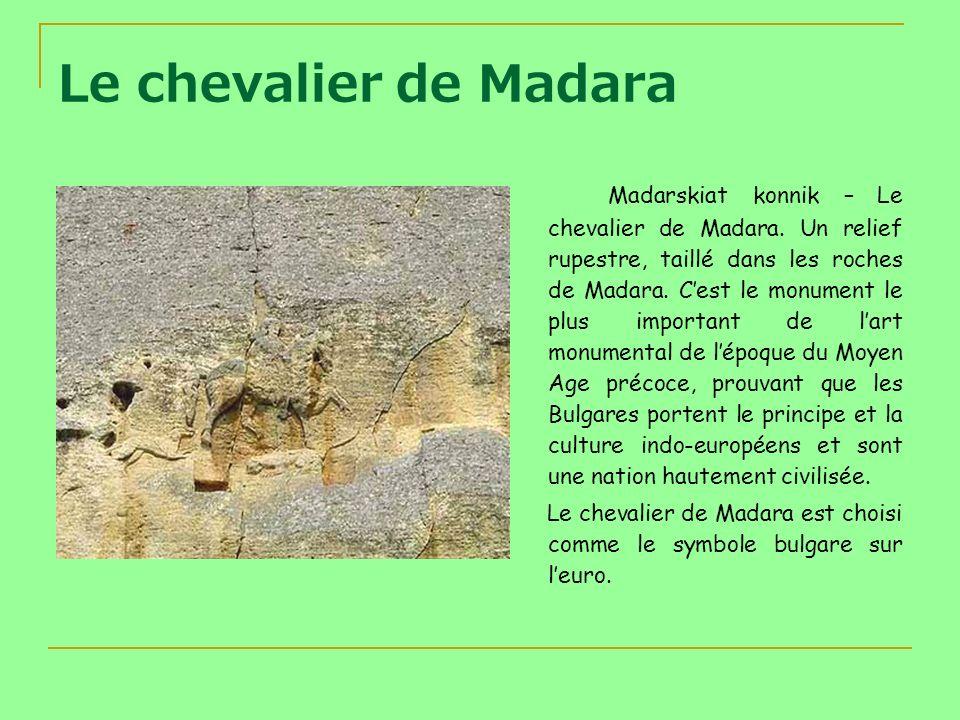 Le chevalier de Madara