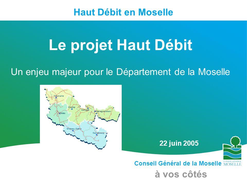 Un enjeu majeur pour le Département de la Moselle
