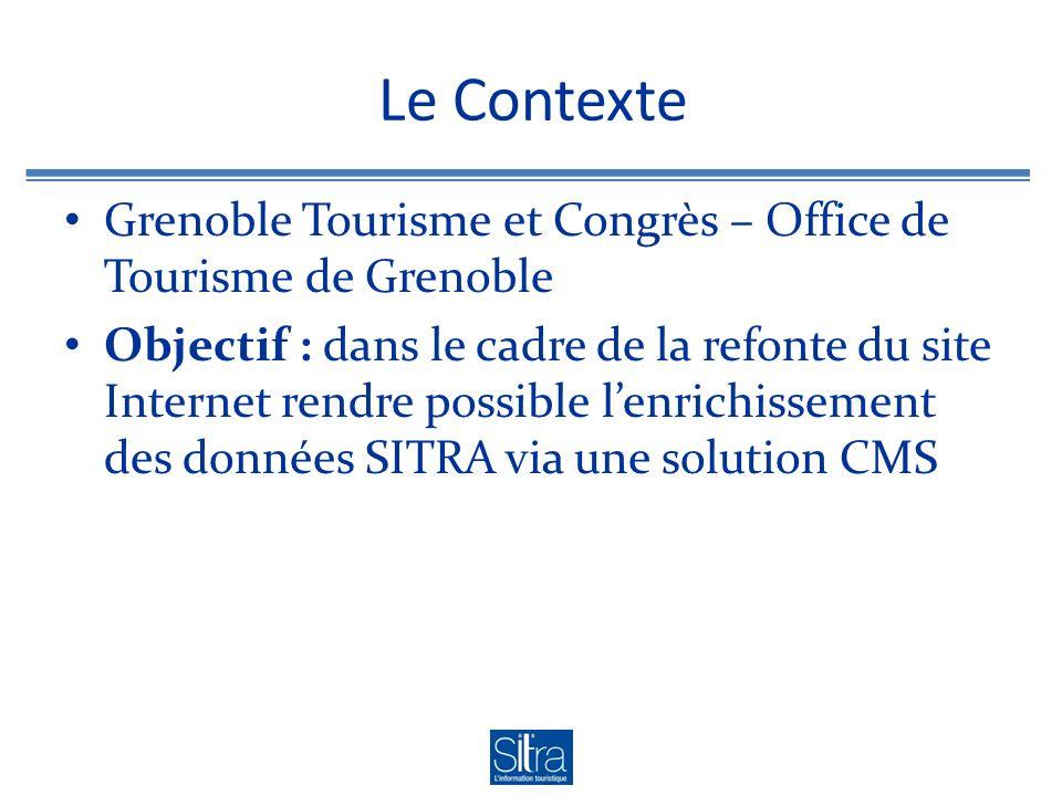 Le Contexte Grenoble Tourisme et Congrès – Office de Tourisme de Grenoble.