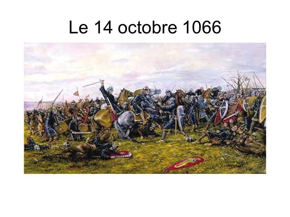 Le 14 octobre 1066