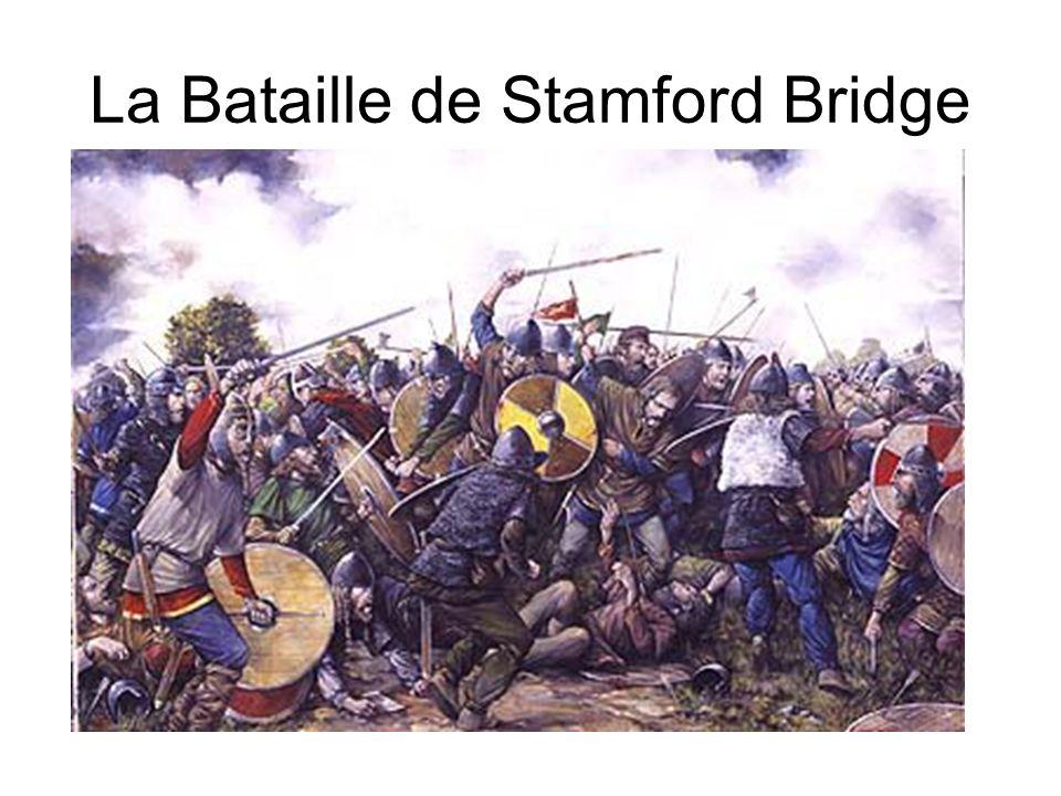 La Bataille de Stamford Bridge