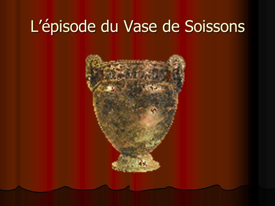 L'épisode du Vase de Soissons