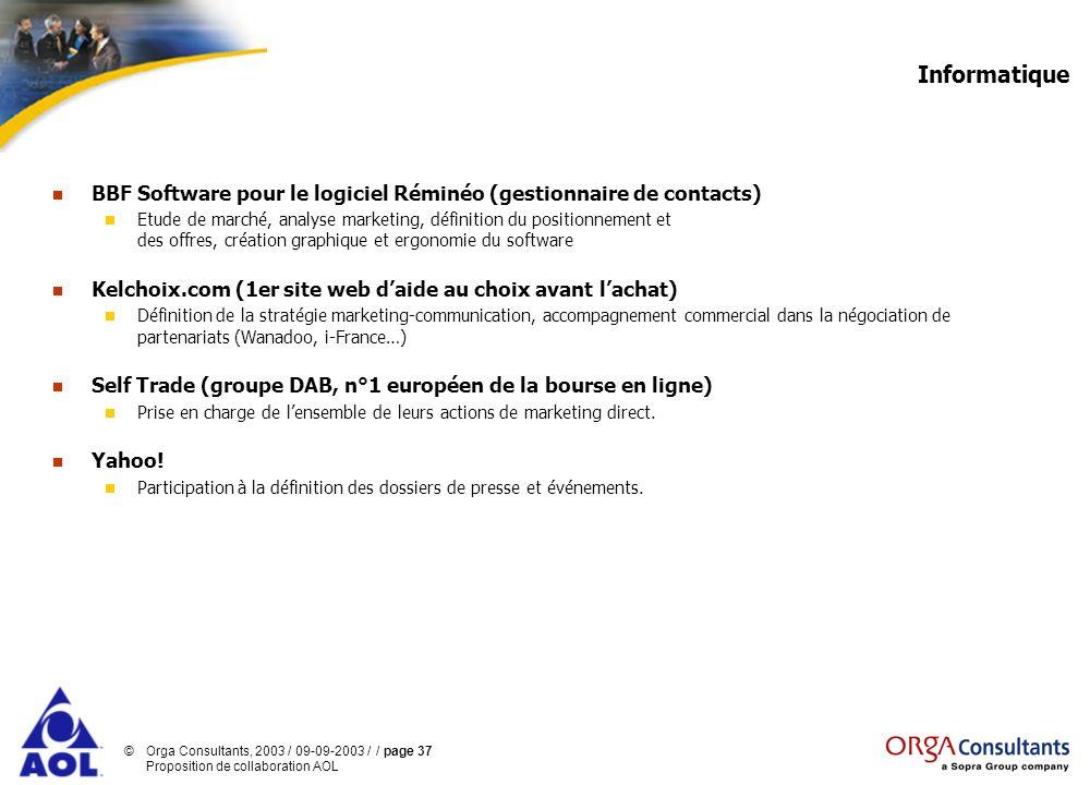Informatique BBF Software pour le logiciel Réminéo (gestionnaire de contacts)