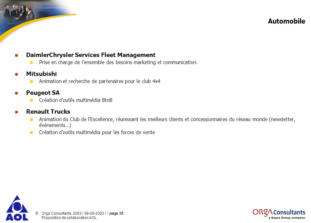 Automobile DaimlerChrysler Services Fleet Management Mitsubishi