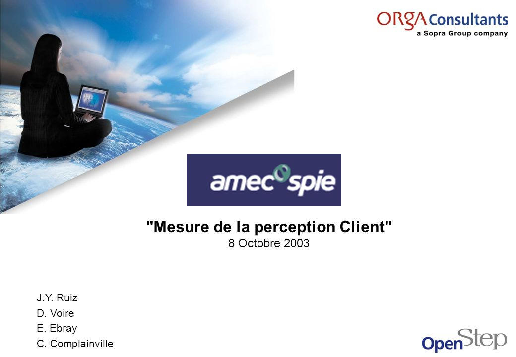 Mesure de la perception Client