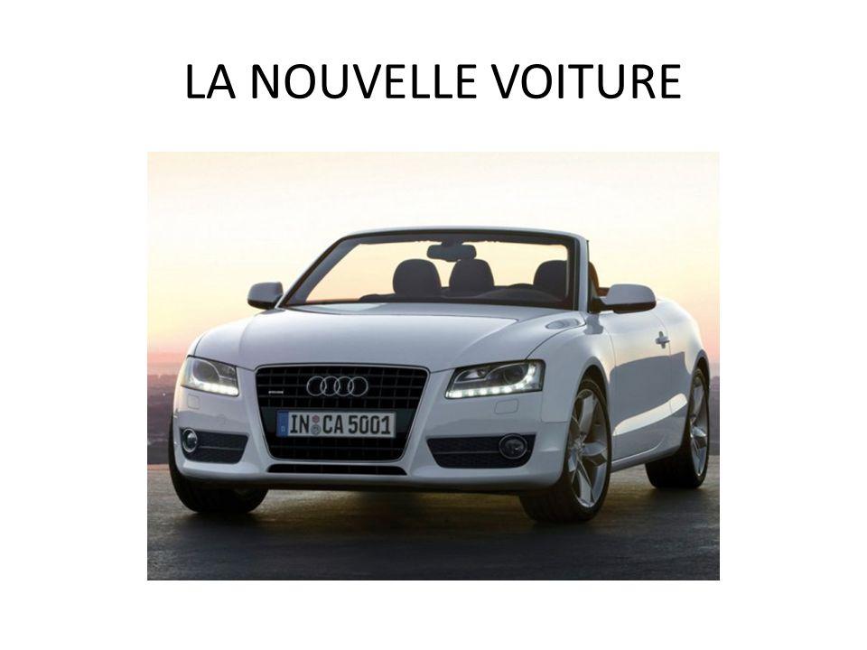 LA NOUVELLE VOITURE
