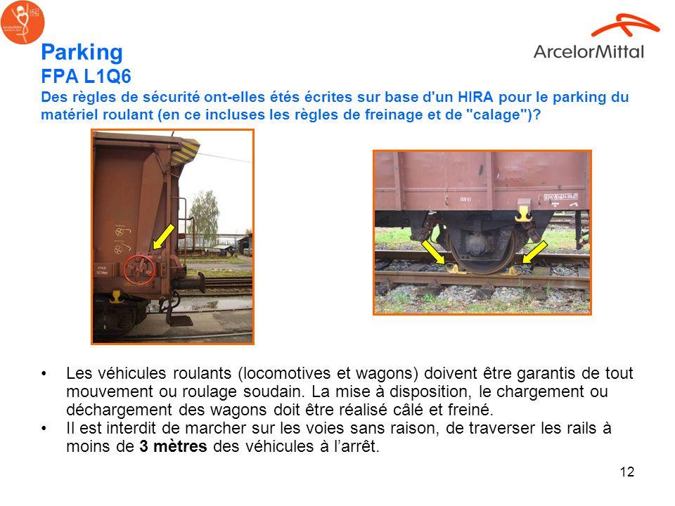 Parking FPA L1Q6