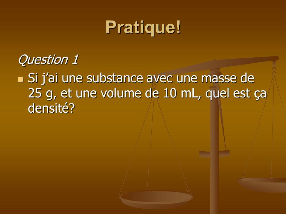 Pratique. Question 1.