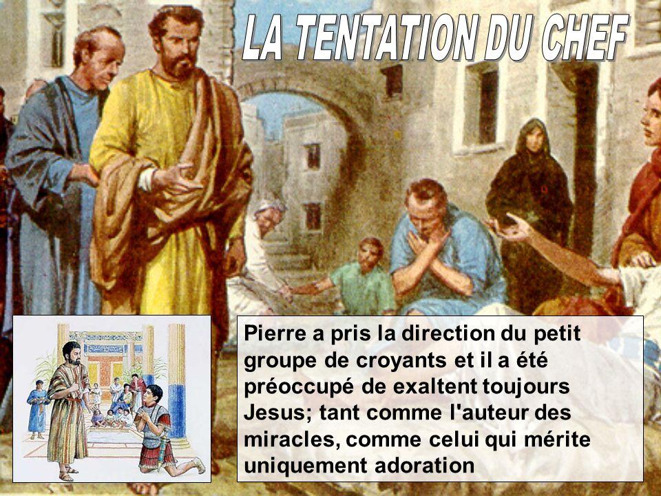 LA TENTATION DU CHEF