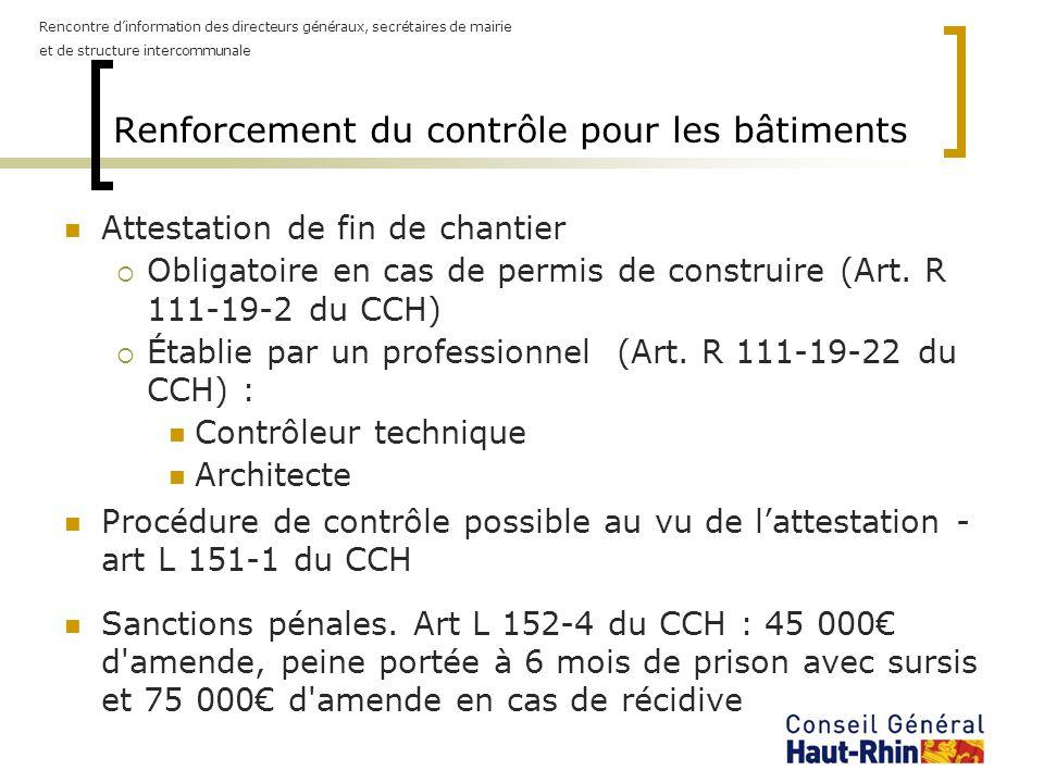 111-19-2 du CCH) Établie par un professionnel (Art. R 111-19-22 du ...