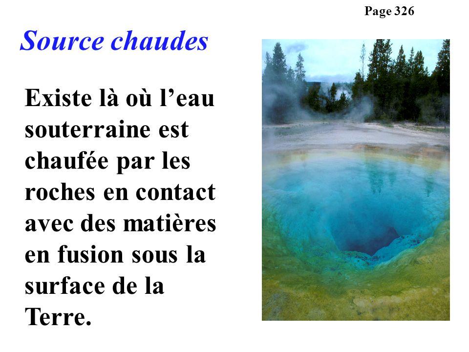Page 326 Source chaudes.