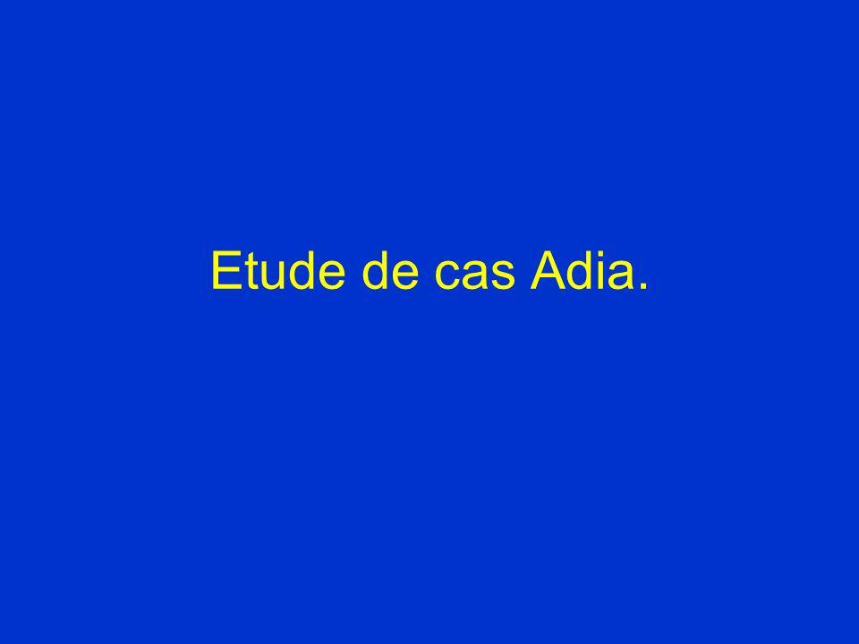 Etude de cas Adia.