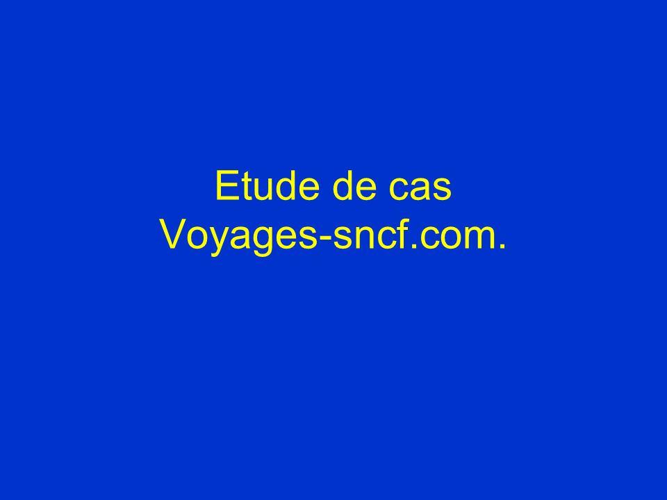 Etude de cas Voyages-sncf.com.
