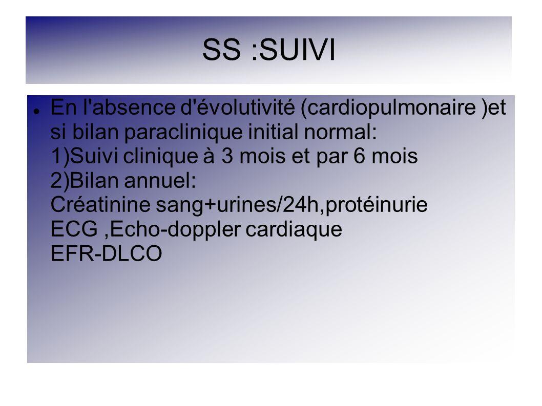SS :SUIVI