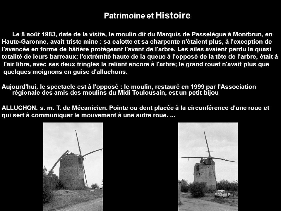 Patrimoine et Histoire