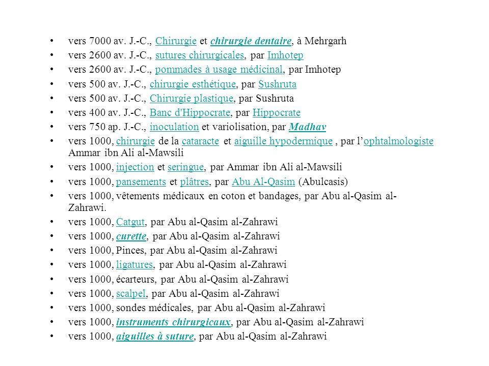 vers 7000 av. J.-C., Chirurgie et chirurgie dentaire, à Mehrgarh