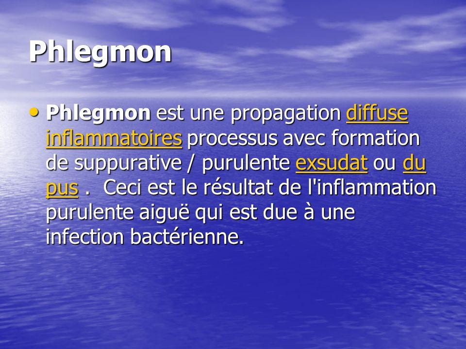 Phlegmon