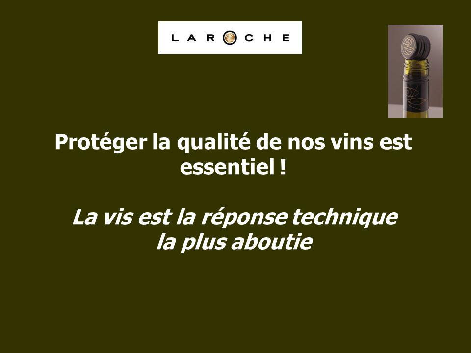 Protéger la qualité de nos vins est essentiel