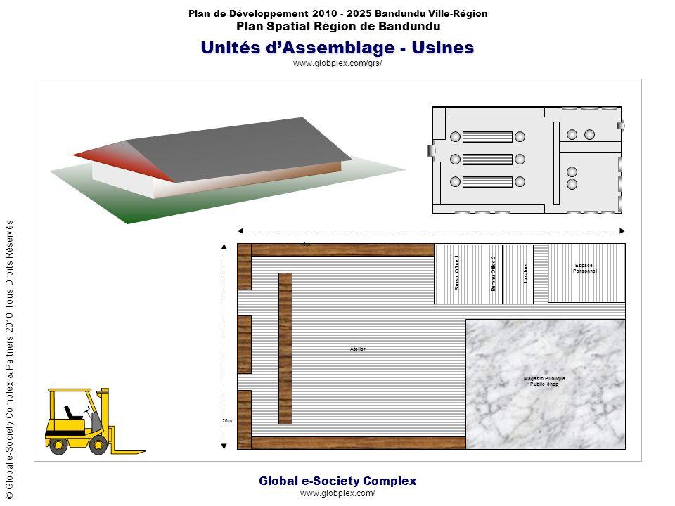 Unités d'Assemblage - Usines www.globplex.com/grs/