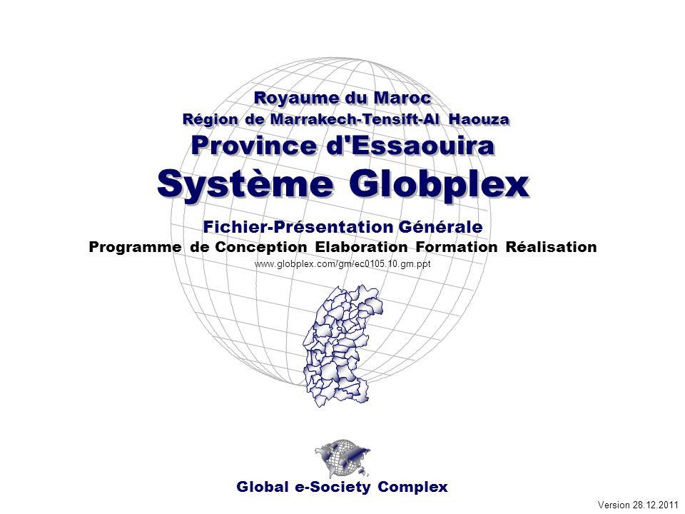 Province d Essaouira Système Globplex