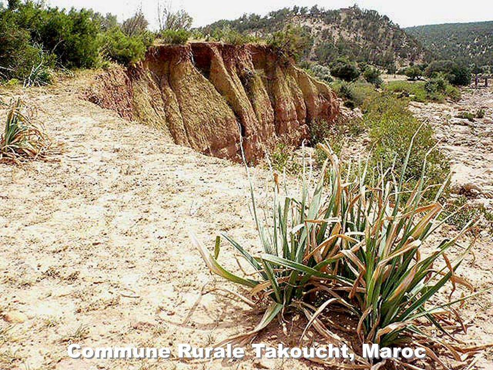 Commune Rurale Takoucht, Maroc