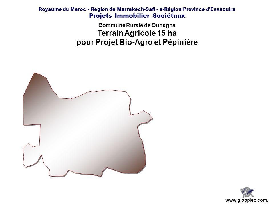 pour Projet Bio-Agro et Pépinière