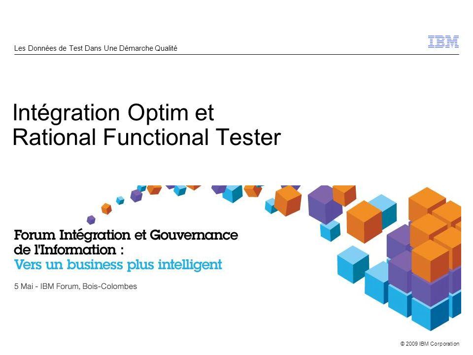 Intégration Optim et Rational Functional Tester