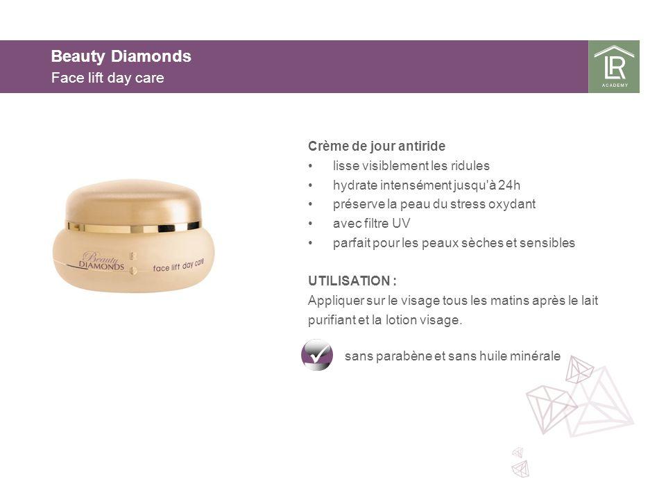 Beauty Diamonds Face lift day care Crème de jour antiride