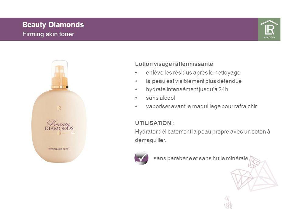 Beauty Diamonds Firming skin toner Lotion visage raffermissante