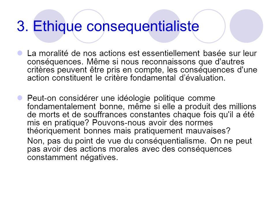 3. Ethique consequentialiste