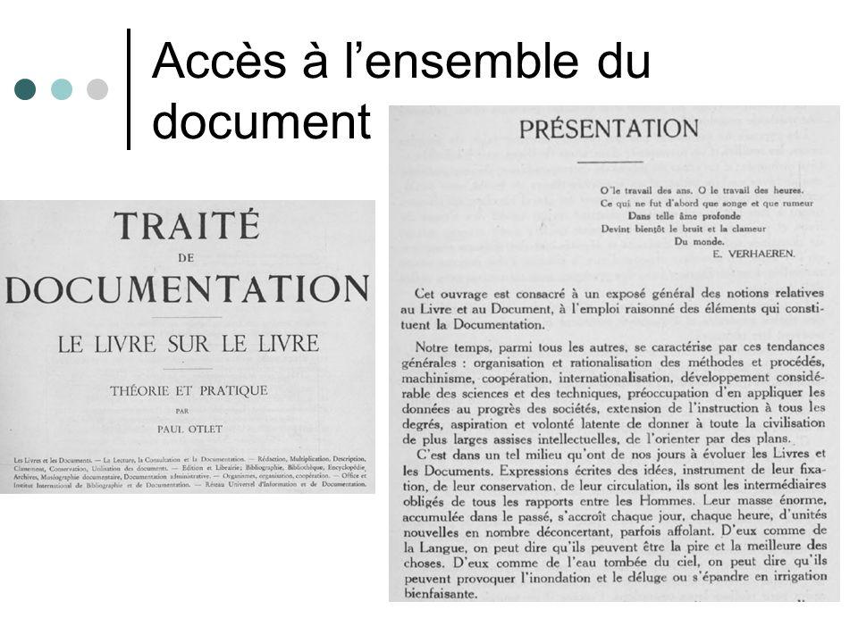 Accès à l'ensemble du document