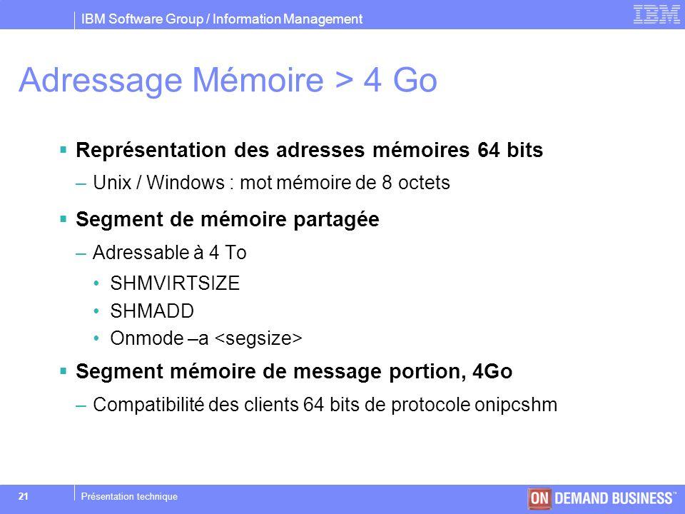 Adressage Mémoire > 4 Go