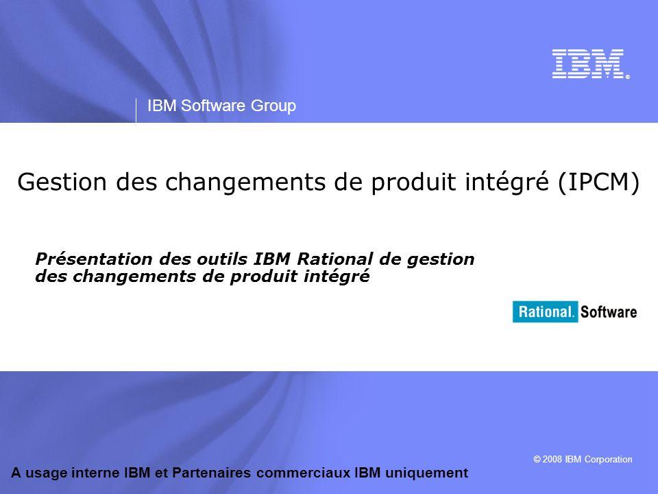 Gestion des changements de produit intégré (IPCM)