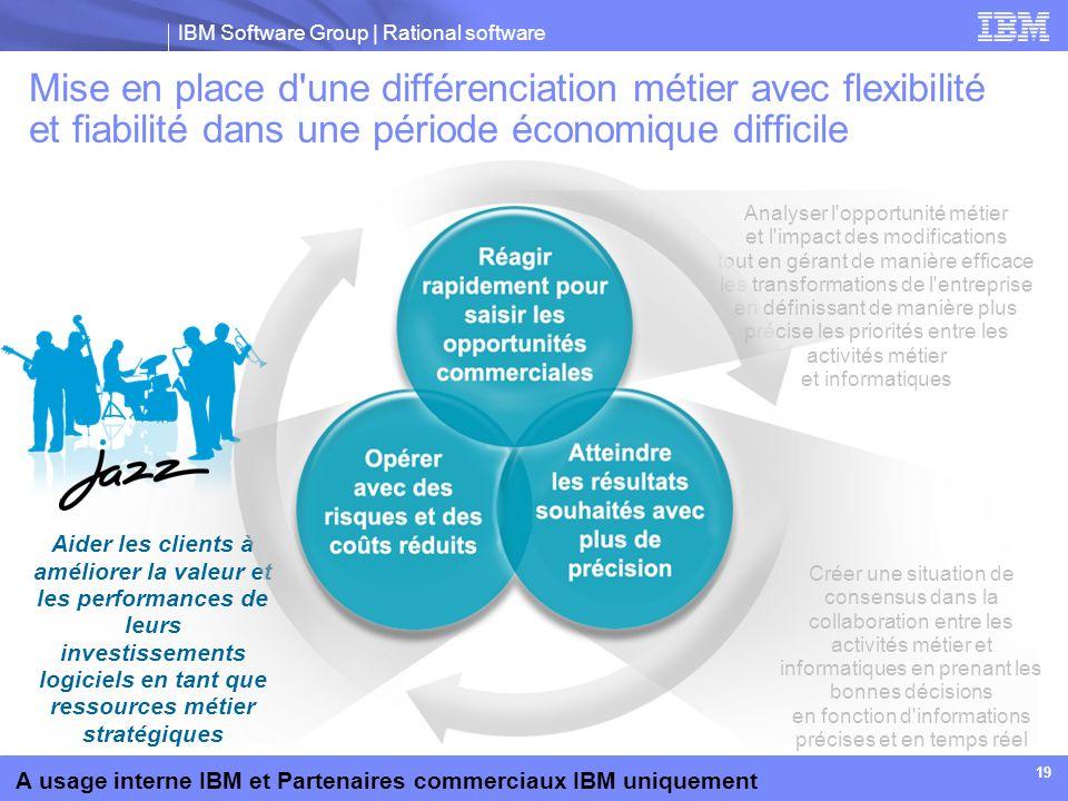 Mise en place d une différenciation métier avec flexibilité et fiabilité dans une période économique difficile