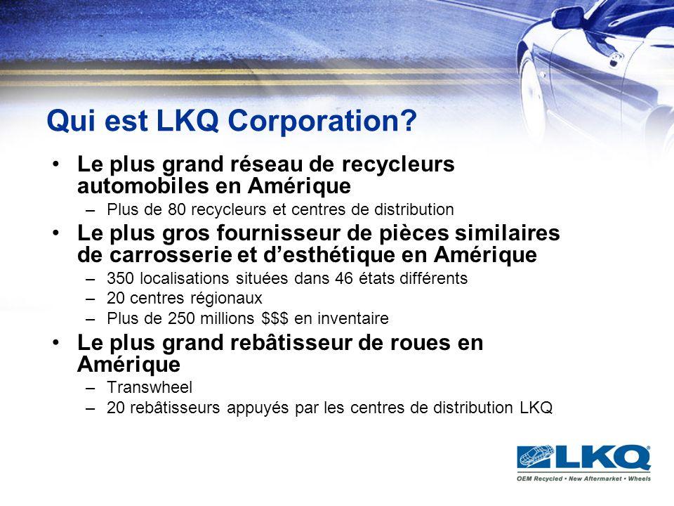 Qui est LKQ Corporation