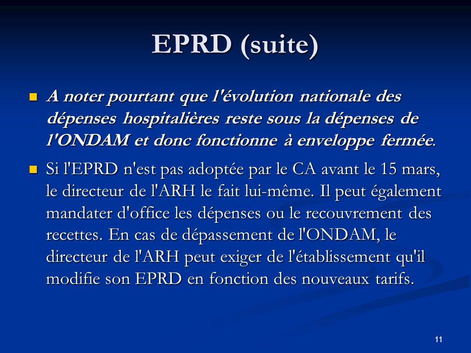 EPRD (suite)