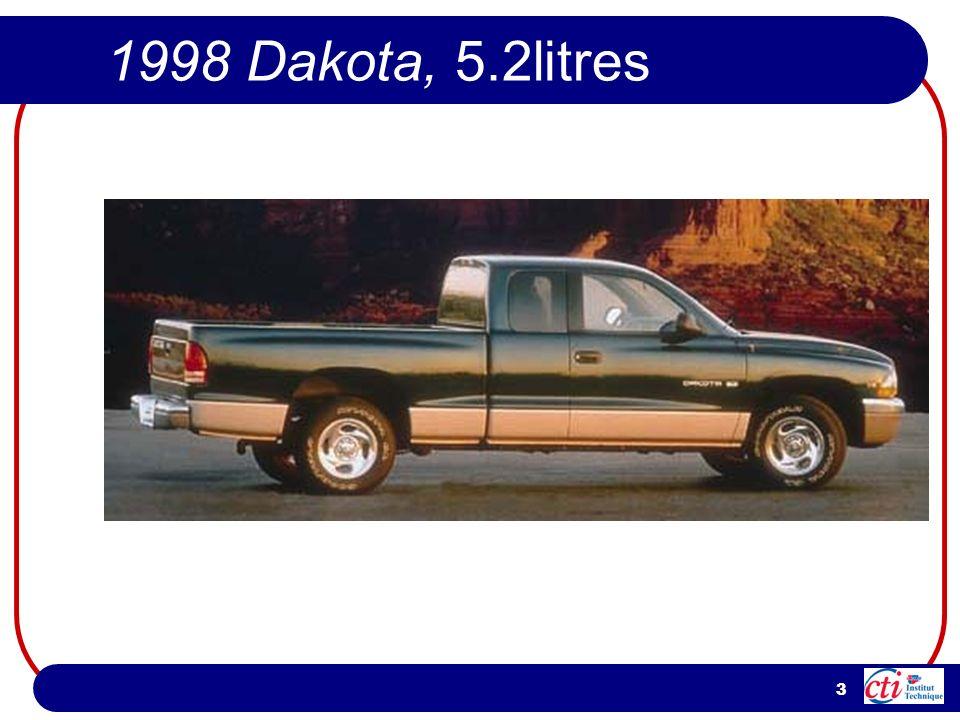 1998 Dakota, 5.2litres