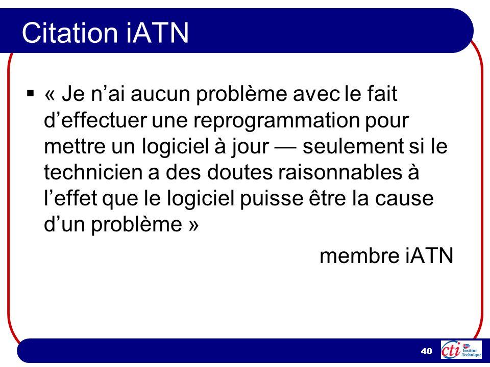 Citation iATN