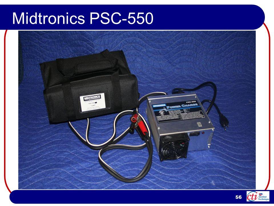 Midtronics PSC-550