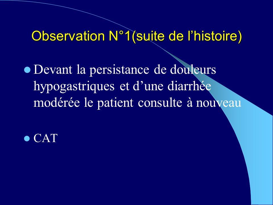 Observation N°1(suite de l'histoire)