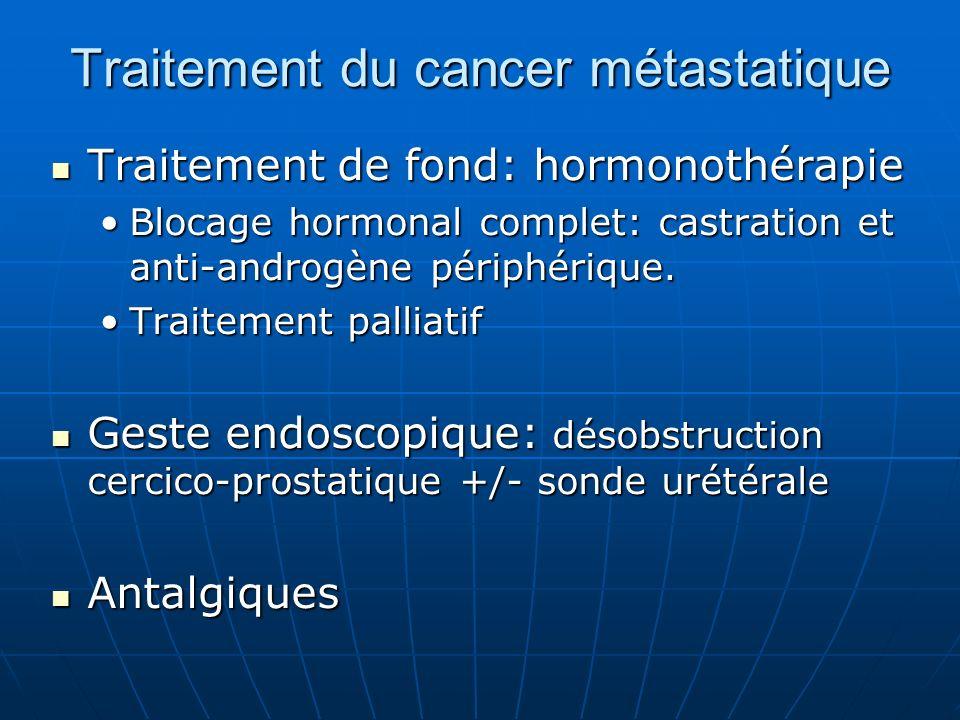Traitement du cancer métastatique