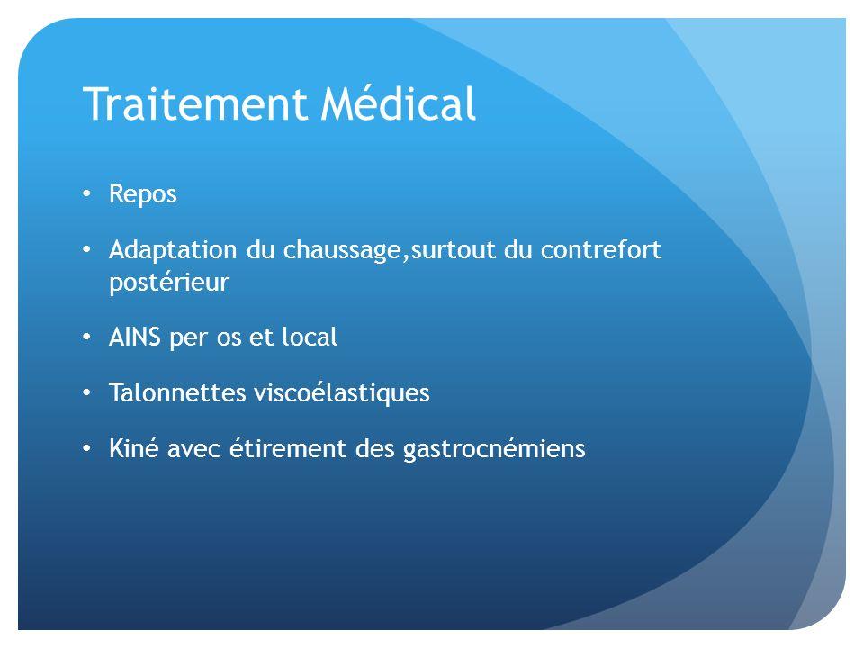 Traitement Médical Repos