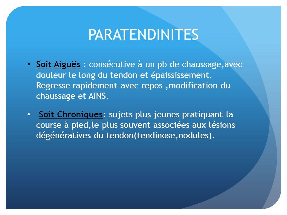PARATENDINITES