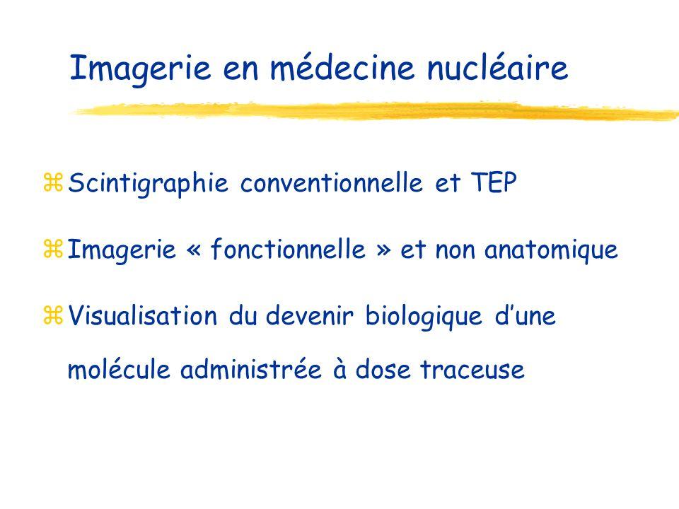 Imagerie en médecine nucléaire