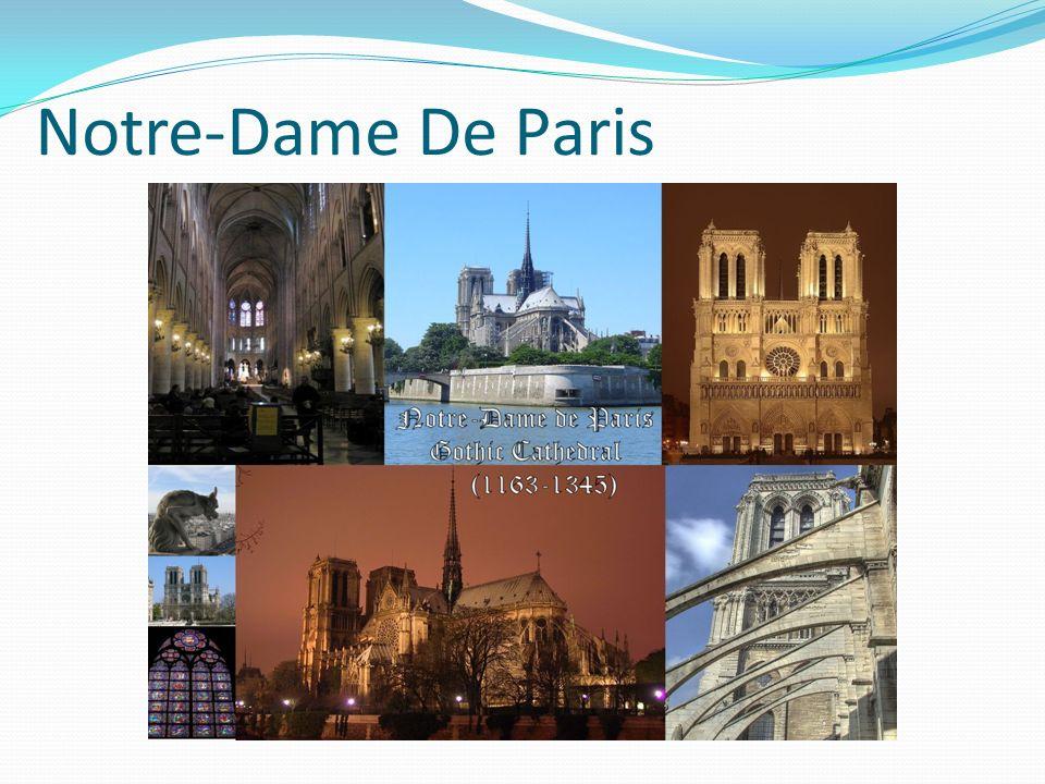 Notre-Dame De Paris Andrei