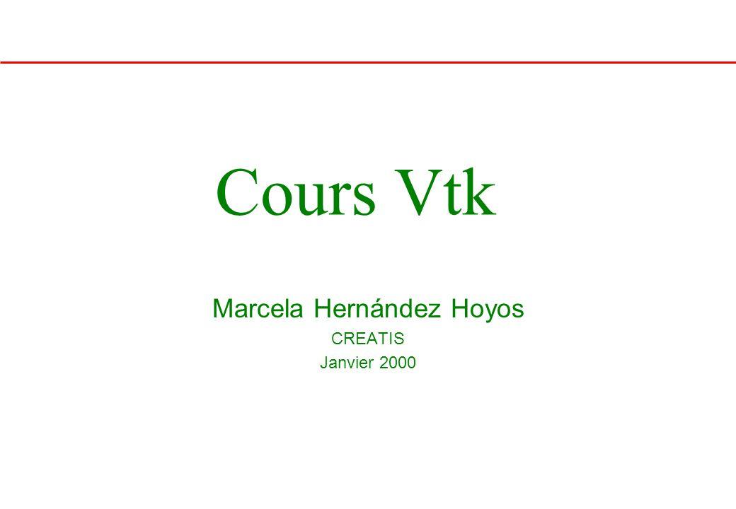 Marcela Hernández Hoyos CREATIS Janvier 2000