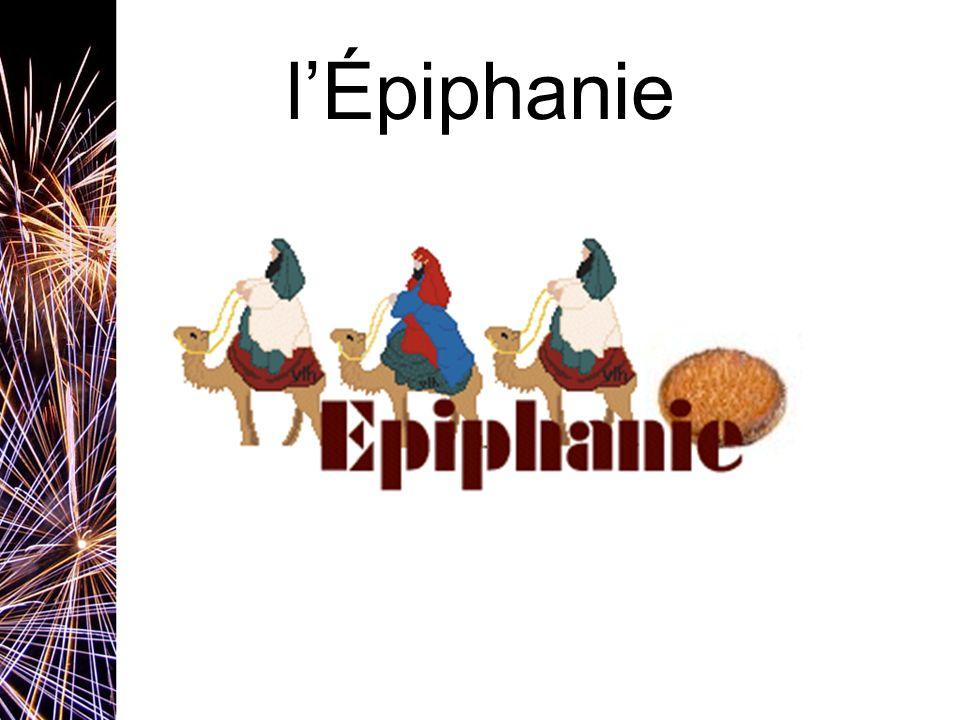 l'Épiphanie