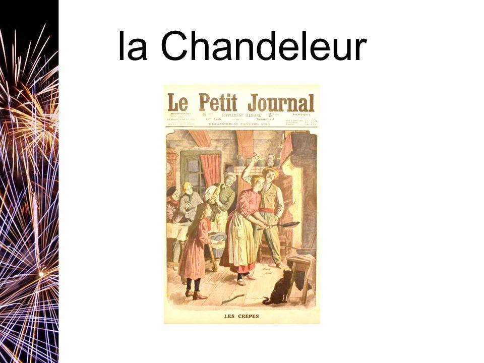 la Chandeleur