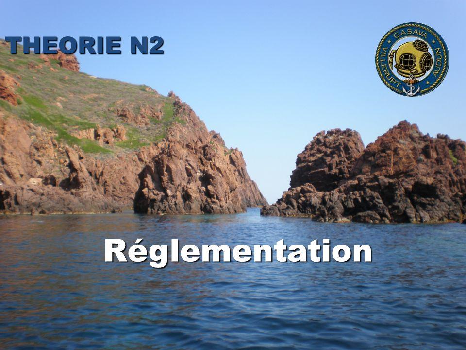 THEORIE N2 Réglementation