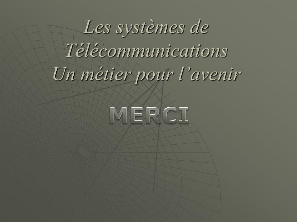 Les systèmes de Télécommunications